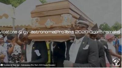 Download Mp3 Vicetone Tony Igy Astronomia Pro Tee S 2020 Gqom Remake Fakaza