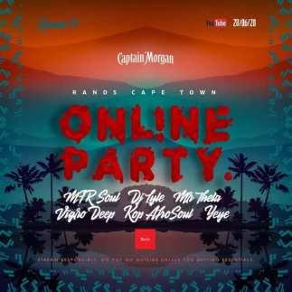 Mr Thela Captain Morgan Party Mp3 Fakaza Download
