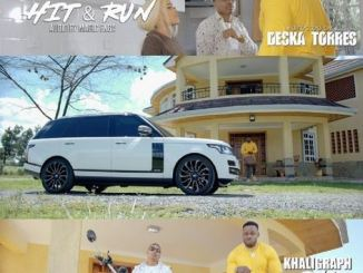 Otile Brown – Hit & Run Ft. Khaligraph Jones