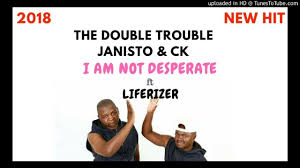 The Double Trouble – I am not Desperate ft Liferizer mp3 download