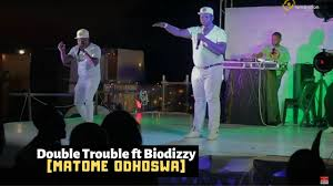 The Double Trouble – O dhoswa ft Biodizzy Video Performance [2018] mp4 download