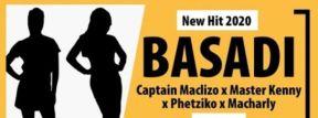 Captain Maclizo, Master Kenny, Macharly & Phetziko Basadi Mp3 Fakaza Download
