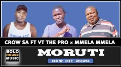 Crow SA – Moruti ft VT The Pro × Mmela Mmela mp3 download