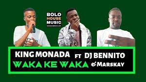 King Monada – Waka Ke Waka mp3 download