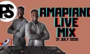 DOWNLOAD PS DJz Amapiano Mix (31 July 2020) Mp3