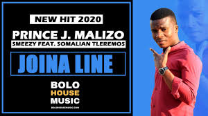 Prince J. Malizo x Smeezy – Joina Line ft Somalian Tleremos mp3 download