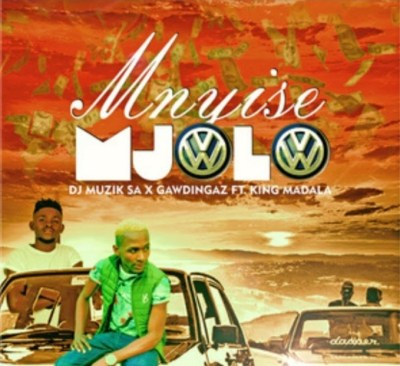 Dj Muzik SA & Gawdingaz Mnyise Mjolo Mp3 Fakaza Download