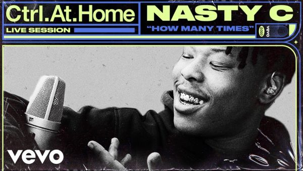 Nasty C How Many Times (Live Session) Mp3 Fakaza Download