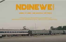 VIDEO: Gemma Ft. Linex and Barakah The Prince – Ndinewe (Remix)mp4 download