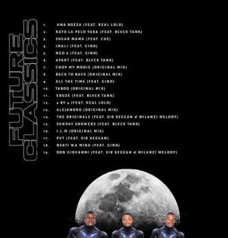 Kota Embassy – Future Classics (Album Tracklist) mp3 download