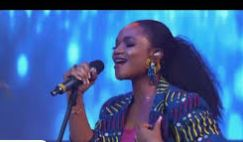 VIDEO: Ada Ehi – Born Of God (Live Session) mp4 download