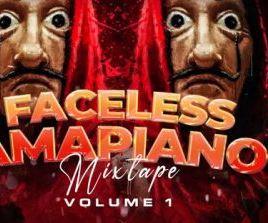 DJ Ten Ten – Faceless Amapiano Mixtape mp3 download