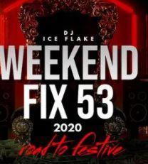 Dj Ice Flake – WeekendFix 53 (Road 2 Festive Mix) mp3 download