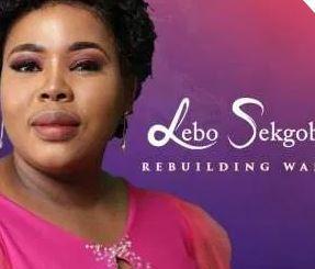 ALBUM: Lebo Sekgobela – Rebuilding Walls (Live) m[p3 download