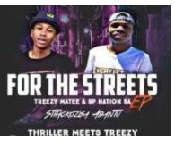EP: SP Nation SA & TreezY Matee – For The Streets Zip file