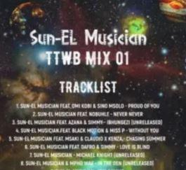 Sun-EL Musician – TTWB Mix 01 mp3 download
