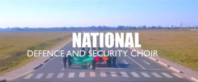 National Defence & Security Choir - Mukasungane Ft. Peace Preachers