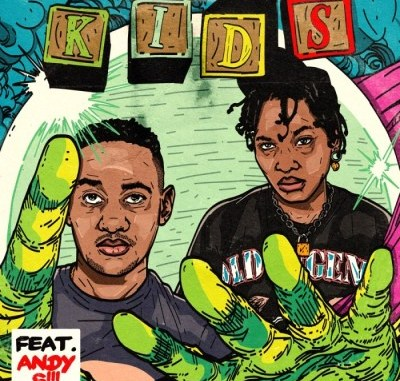 Sipho the Gift – Kids Ft. Andy S