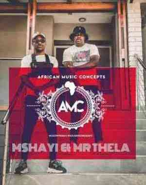 Mshayi & Mr Thela – GqomFridays Mix Vol.179 (X-Mas Edition Mix)