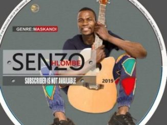 Senzo Hlombe - Subscriber Is Not Available