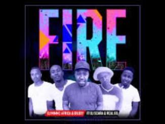 Dj Mimmz Africa & Diloxy – Fire Ft Dj Scara & Real GS