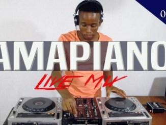 Romeo Makota – Amapiano Mix 04 Oct 2019