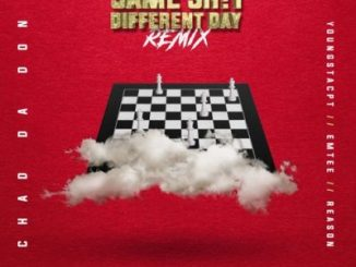 Chad Da Don ft Emtee, YoungstaCPT & Reason – Same Shit Different Day (Remix) Mp3 Download Chad Da Don drops the remix of his hip hop song release Same Shit Different Day. He scores the feature of Emtee, YoungstaCPT & Reason