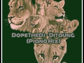 DopeTheDJ – The Barberians (Afro Tech Mix)