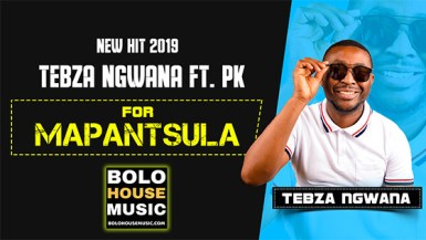 Tebza Ngwana – For Mapantsola Ft PK