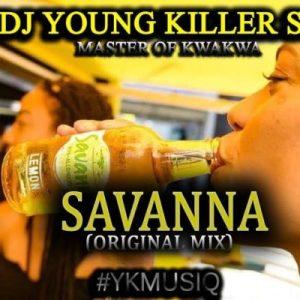 Dj young killer SA – Savanna