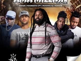 Big Zulu - Ama Million Remix