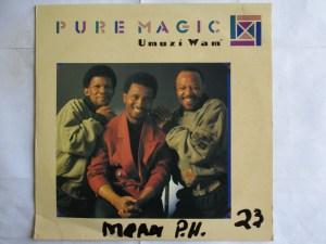 Pure Magic - Umuzi Wam