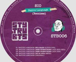 Sio – Native Language EPSio – Native Language EP