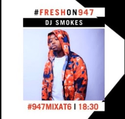 DJ Smokes 94.7 Mix @ 6 Mp3 Download