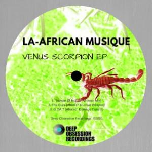 EP: La-African Musique – Venus Scorpion
