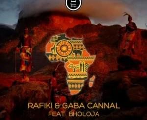 Rafiki & Gaba Cannal – Afrika Ft. Bholoja