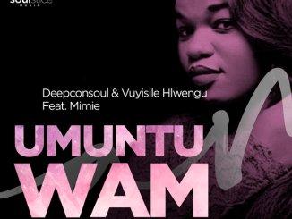 Umuntu Wam Sean Ali & Munk Julious Remix