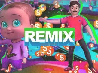 Johnny Johnny, Yes Papa (R&B Remix)