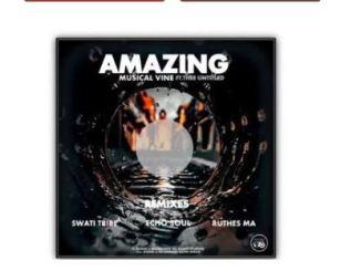 Musical Vine & Thee Untitled – Amazing (Swati Tribe Urban Remix)