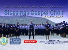 O tla nketela neng by Blessings Gospel Choir