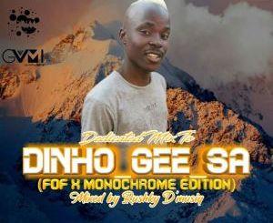Rushky D'musiq – Dedicated Mix to Dinho Gee SA