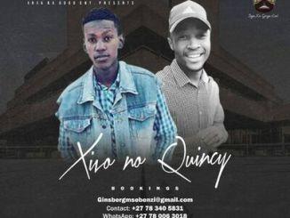 Xivo no Quincy – No Limit ft. Namthesh