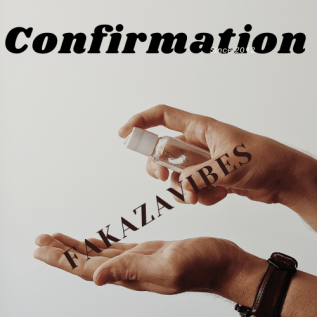 Confirmation – Talil x Prince J.Malizo