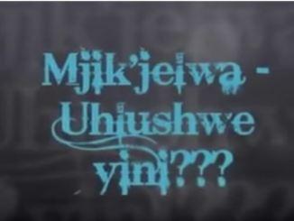 Mjikijelwa - Usuyamthanda yini