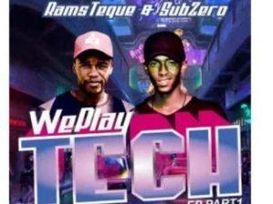 SubZero & RamsTeque – Tech In Me (Dub Mix)
