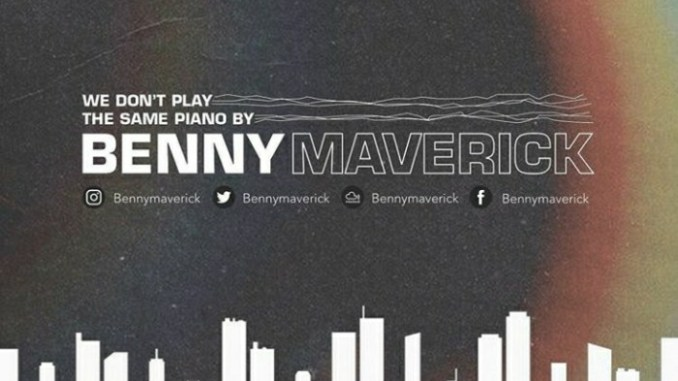 Benny Maverick – We Don't Play The Same Piano Vol. 1