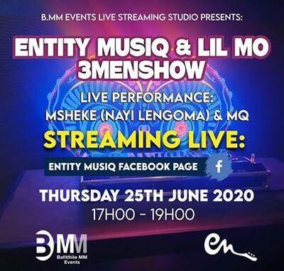 Entity Musiq & Lil Mo – 3MENSHOW Mix