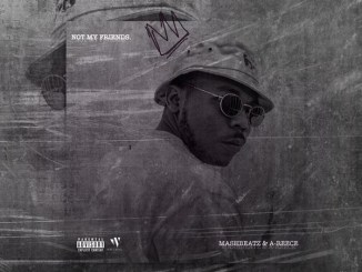 MashBeatz – Not My Friends ft. A-Reece