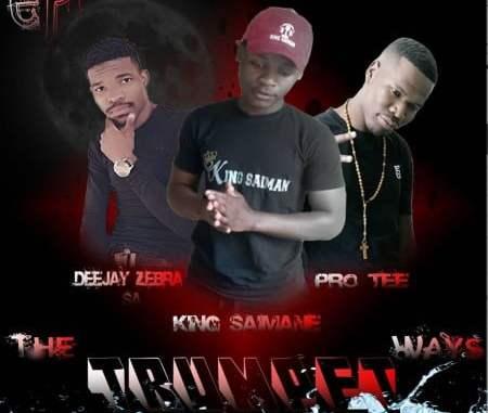 Pro Tee, King Saiman & Deejay Zebra SA – Trumpet diversion