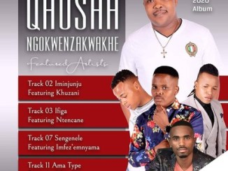Qhosha – Ama Type ft. Mzukulu